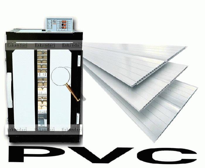 دستگاه جوجه کشی بدنه PVC